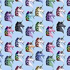 All the Unicorns! by LCWaterworth