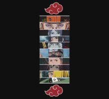 Naruto - Akatsuki Eyes by Jesse Kilgore