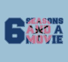 6 Seasons and a Movie by Sean Irvin