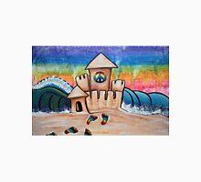 Hippie Sand Castle Unisex T-Shirt