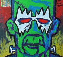 Franken-Frehley by Russ Farris