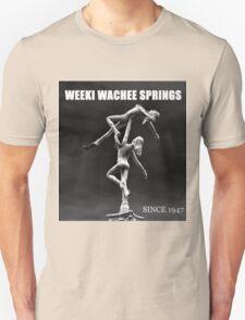 Weeki Wachee Springs Florida Unisex T-Shirt