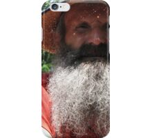 In Shadow of Hat iPhone Case/Skin