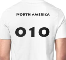 NORTH AMERICA - 0-10 Unisex T-Shirt