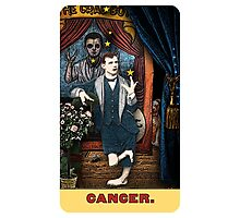 Cancer - from The Midway Arcana Photographic Print