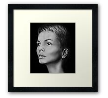 Empowered Woman Framed Print