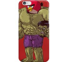 Angry? iPhone Case/Skin
