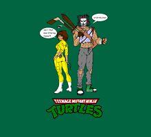 April O'Neil Casey Jones Ninja Turtles Unisex T-Shirt