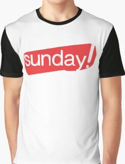 Special Edition || Sunday 2 Graphic T-Shirt