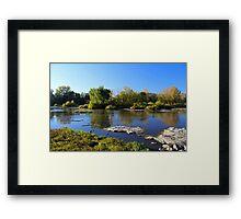 Providence Park Framed Print