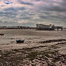 Grand Pier, Weston-super-Mare by Avril Harris