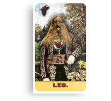 Leo - from the Midway Arcana Metal Print