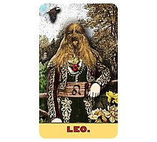 Leo - from the Midway Arcana Photographic Print