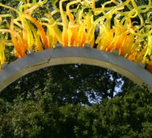 Chihuly Gate Sticker