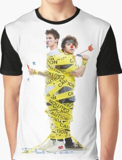 Kian and Jc - Don't Try This At Home Graphic T-Shirt
