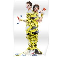 Kian and Jc - Don't Try This At Home Poster