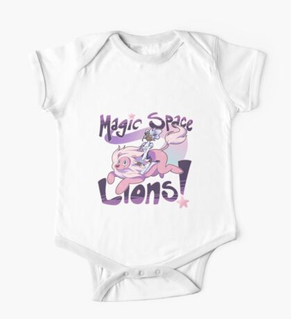 Magic Space Lion! One Piece - Short Sleeve