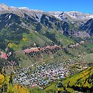 Telluride Colorado by David Lee Thompson