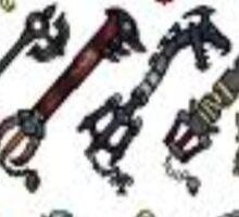 keyblade Sticker