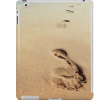 footprints II iPad Case/Skin