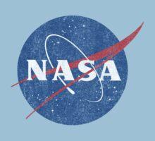 Vintage NASA One Piece - Short Sleeve