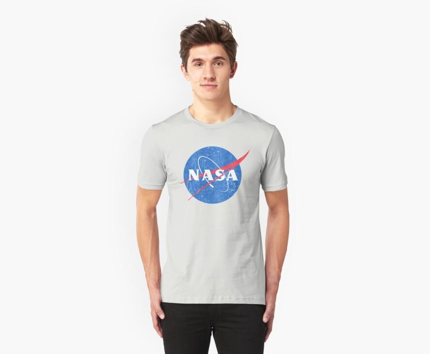 Vintage NASA by Tasty Brand