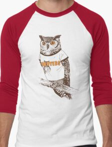 Original Hooter Men's Baseball ¾ T-Shirt