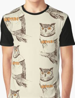 Original Hooter Graphic T-Shirt