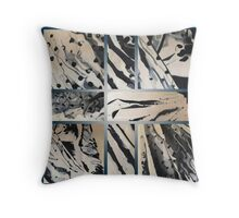 Original abstract dots and lines Design Throw Pillow
