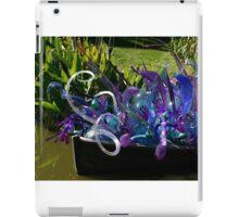 Chihuly Boat 3 iPad Case/Skin