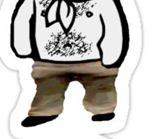 Pillsbandy Doughboy Sticker