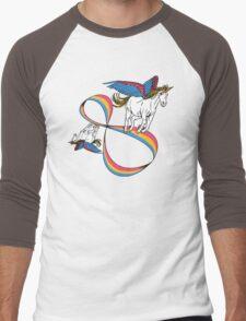 Infinite Magic 2 Men's Baseball ¾ T-Shirt