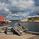 Lobster Traps by PhotosByHealy