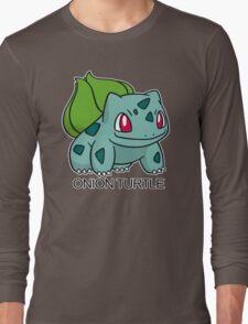 Onion Turtle Long Sleeve T-Shirt