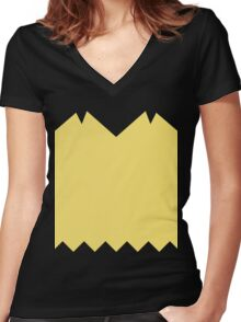 Like a Pikachu #1 Women's Fitted V-Neck T-Shirt