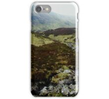 Grey Mares Tail- Scotland iPhone Case/Skin
