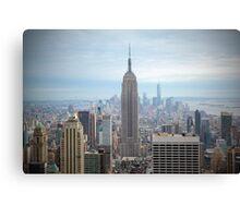 Empire State Building 01 Canvas Print