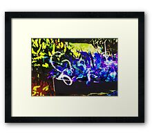 Destruction Envoy Framed Print