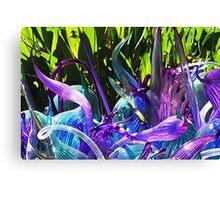 Glass Boom Canvas Print