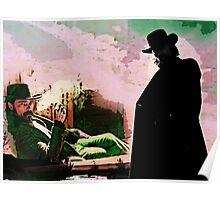Wynonna Earp - Doc Holliday Poster