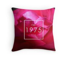 the pink 1975 Throw Pillow