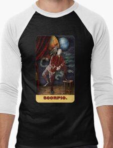 Scorpio - from the Midway Arcana Men's Baseball ¾ T-Shirt