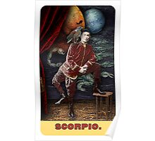 Scorpio - from the Midway Arcana Poster