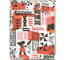 Moana Red Print iPad Case/Skin