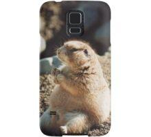 Munching Prairie Dog Samsung Galaxy Case/Skin