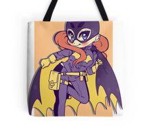 New DC BatGirl Tote Bag