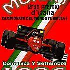 Monza F1 1986 by Remoco