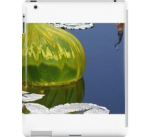Chihuly Floater 5 iPad Case/Skin
