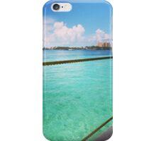 Nassau, Bahamas iPhone Case/Skin