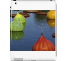 Chihuly Floater 6 iPad Case/Skin